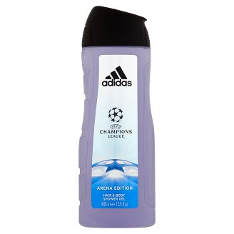 Adidas UEFA Champions League Arena Edition sprchový gel na tělo a vlasy pro muže 400ml