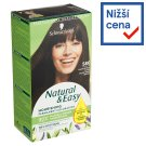 Natural & Easy Hair Colour Dark Brown Velvet 580