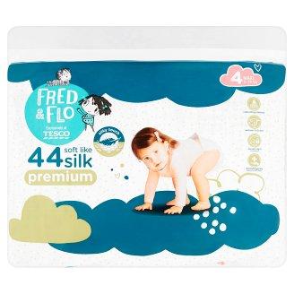 Tesco Fred & Flo Pleny Premium 4 Maxi 44 ks