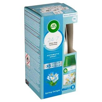 Air Wick Freshmatic Pure difuzér a náplň do osvěžovače vzduchu svěží vánek 250ml