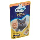 PreVital Naturel Complete Food for Adult Cats with Salmon in Gravy 85g