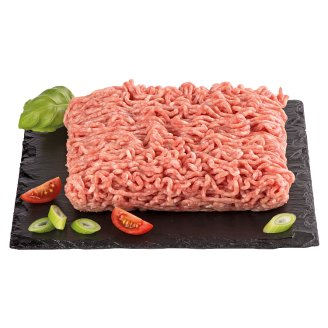 Minced Meat Preparation Mixed Loose