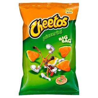 Cheetos Kukuřičný výrobek s příchutí pizzy 85g