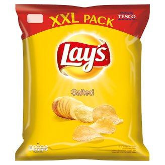 Lay's Smažené bramborové lupínky solené 240g