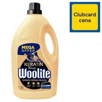 Woolite Darks, Black, Denim Liquid Detergent 75 Washes 4.5L