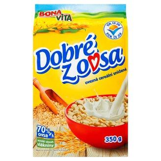 Bona Vita Dobré z ovsa ovesná cereální snídaně natural 350g
