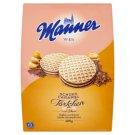 Manner Křupavé oplatky s čokoládovo-karamelovou krémovou náplní 400g