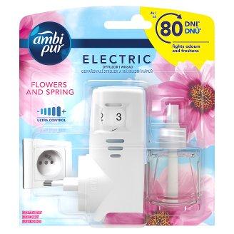 Ambi Pur Plug-In Flowers & Spring Osvěžovač V Startovací Sadě 20ml