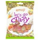 Emoji Let's Go Crazy Gummy Candy 175g