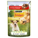 Friskies PES VitaFit Pocket with Beef and Potatoes in Sauce 100g