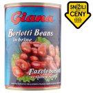 Giana Borlotti fazole ve slaném nálevu 400g