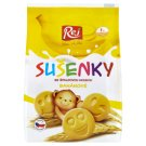 Rej Banana Cookies with Spelled Flour 190g