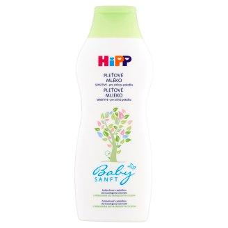 HiPP Babysanft Sensitive Body Lotion for Sensitive Skin 350ml