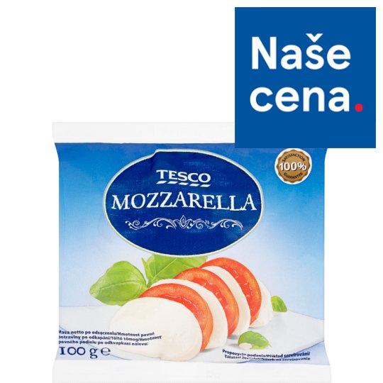 Tesco Mozzarella 100g
