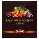 Druid Rakytník & Rooibos se skořicí bylinný čaj 12 x 2,25g