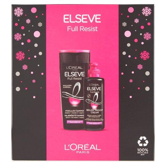 L'Oréal Paris Elseve Full Resist dárková sada