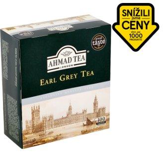 Ahmad Tea Earl Grey černý čaj 100 x 2g