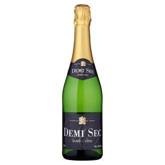 Tesco Demi Sec šumivé víno 0,75l
