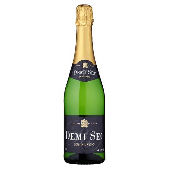 Demi Sec šumivé víno 0,75l