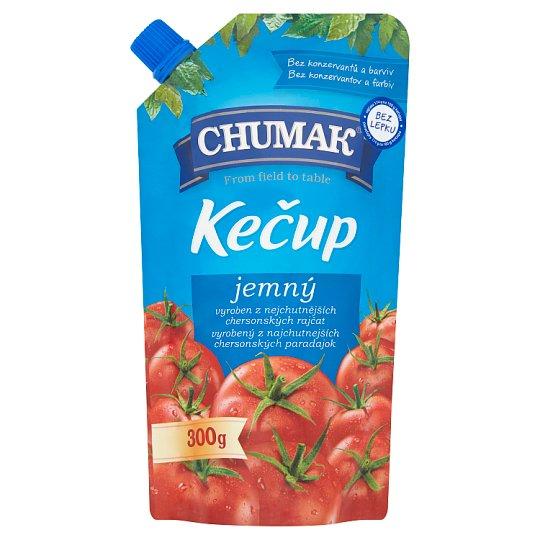 Chumak Kečup jemný 300g