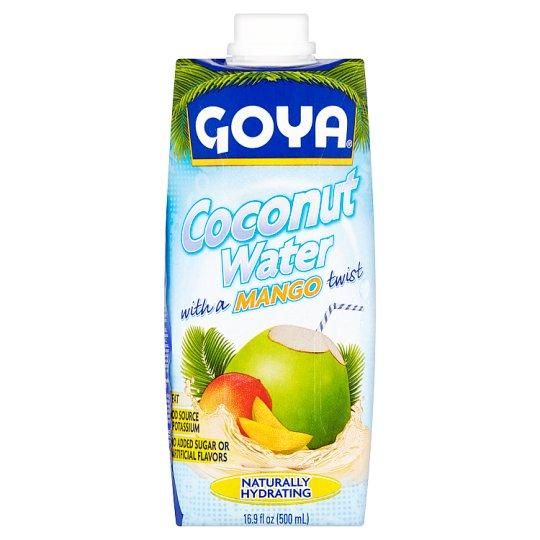 Goya Kokosová voda s mangem 500ml