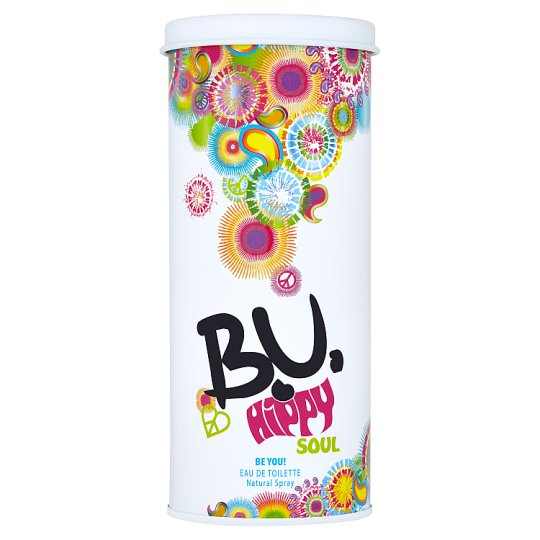 B.U. Hippy Soul Eau de Toilette 50ml