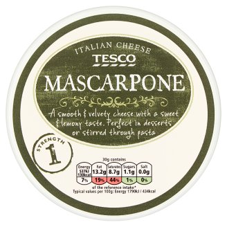 Tesco Mascarpone 250g