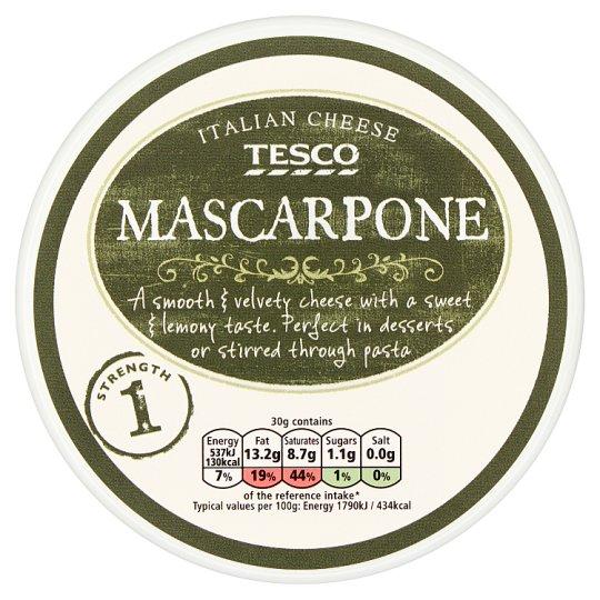 Tesco Mascarpone 250g