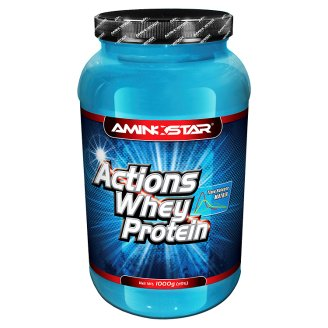 Aminostar Actions Whey Protein příchuť čokoláda 1000g