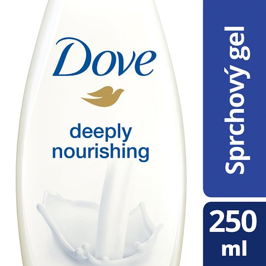 Dove Deeply Nourishing Shower Gel 250ml