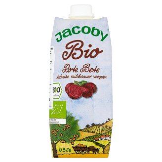 Jacoby Bio Rote Bete Beetroot Juice 0.5L