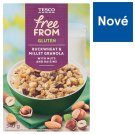 Tesco Free From Muesli with Raisins, Coconut, Hazelnuts and Almonds 340g