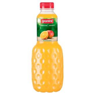 granini Pomeranč - mango 1l