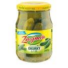Znojmia Pickled Cucumbers 5-7 cm 340g