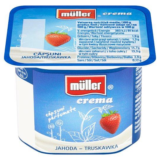 Müller Crema Jogurt 125g
