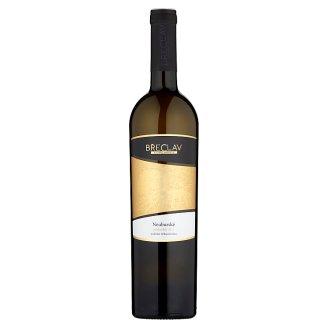 Rodinné Vinařství Břeclav Neuburské jakostní víno s přívlastkem pozdní sběr bílé polosuché 0,75l
