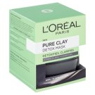 L'Oréal Paris Pure Clay intenzivní čisticí maska 50ml