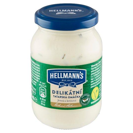 Hellmann's Tartar Sauce Delicious 210ml