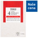 Tesco Long Grain Rice Sachets 4 x 125g