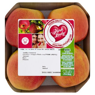 Pink Lady Red Apples 4 pcs