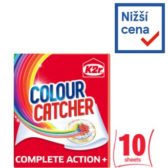 K2r Colour Catcher Washing Napkins 10 pcs