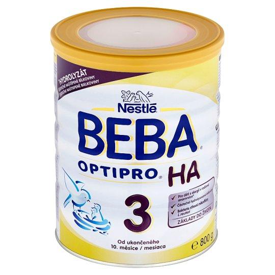 BEBA Optipro HA 3 od ukončeného 10. měsíce 800g