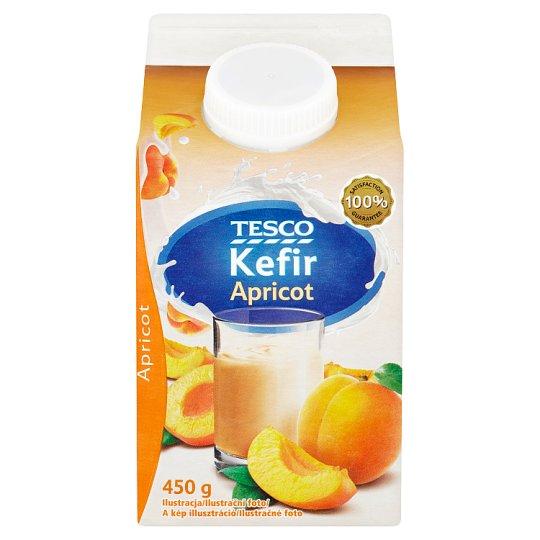 Tesco Kefir Milk Apricot 450g