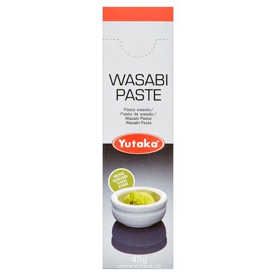 Yutaka Wasabi pasta 43g
