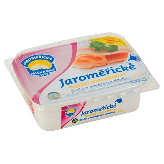 Jaroměřická Mlékárna Traditional Spread with Ham and Fried Onion 150g