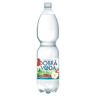 Dobrá voda Still Water with Red Apple Flavour 1.5L