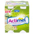 Danone Actimel Jogurtové mléko s limetkou a yuzu 4 x 100g