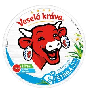 Veselá Kráva Lean and in Form 8 pcs 120g
