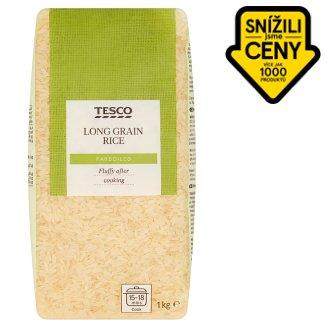 Tesco Parboiled Long Grain Rice 1kg