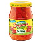 Znojmia Red Pepper Sliced ​​Pickled 340g